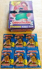 1988 Garbage Pail Kids Original 14th Series 14 GPK OS14 (BOX & 6 WAX PACKS) RARE