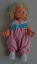 1991 vintage Hasbro BABY WANNA WALK pop 40cm WERKT toy doll WORKING Poupee Puppe