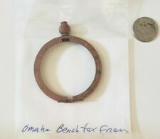 Original WW2 US Compass Relic Recovered from Fox Green Sector Omaha Beach D-Day