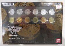 Saint seiya myth cloth Bandai Tamashii 2009 EMBLEM SET JAP - neuf - new - sealed