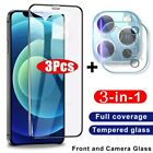 3+in+1+Full+Cover+Protective+Glass+For+iPhone+11+12+Pro+Max+Screen+Protector