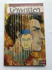 The Unwritten Volume 2 : Inside Man by Mike Carey Vertigo Comics Trade Paperback