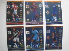 6 International sta SET 2015 Panini UEFA Champions League Adrenalyn Soccer Card