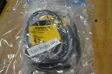 Turck RKK 4T-2-PSG M12 4 Pin DNET D-Net Cable 5 Ct lot New Parts U41558 U-41558