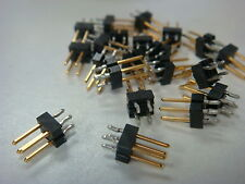 (100) STD HEADER CONNECTOR MODII DOUBLE ROW 4-POS MALE 2.54mm 104351-2