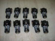 """Lot of 10 - New ARO 1/4"""" NPT Filter Mini Series F25111-200"""
