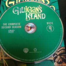 Gilligan's Island Disc 4 Season 2 Replacement Disc DVD ONLY