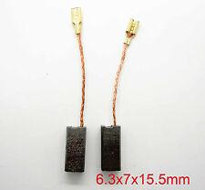 Escobillas de carbón Flex Amoladora H 127m H127 K53 k56 L 1100 PE L 1109 Fe L 1125fe T3