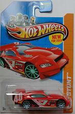 2013 Hot Wheels HW STUNT Time Tracker 95/250 (Red Version)
