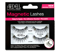 ARDELL Magnetic Lashes False Eyelashes Double 110 Reusable No Glue Needed