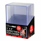 Top Loader 360pt von Ultra Pro (5 Stück)Toploader-Hüllen & Kartenhalter - 183438
