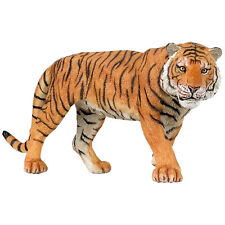 PAPO Wild Animal Kingdom Tiger Collectable Animal Figure NEW