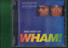 WHAM -  THE BEST OF CD  NUOVO SIGILLATO