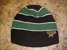 Dallas Stars Ladies Reebok NHL OSFA Knit Hat NWT Free Shipping Beanie
