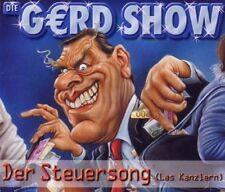 Gerd Show Der Steuersong (2002) [Maxi-CD]