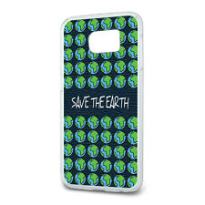 Save The Earth Our Home For Now Slim Fit Case Fits Samsung Galaxy S6