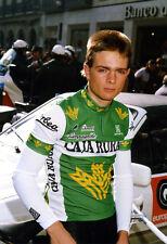 Cyclisme, ciclismo, wielrennen, radsport, cycling, PERSFOTO'S CAJA RURAL 1988
