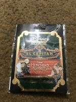 Disney D23 Expo DSSH DSF The Hunchback of Notre Dame Marquee Pin El Capitan