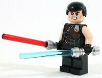 LEGO STAR WARS VADER'S APPRENTICE GALEN MAREK MINIFIGURE - MADE OF GENUINE LEGO