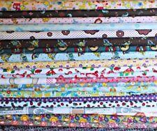 Hobby- & Handwerks-Stoffpaket-Kleiderstoffe