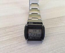 Orologio Seiko Lcd Vintage Alarm Chronograph Japan Made A359 Chronograph Alarm