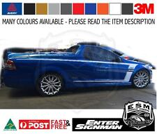 VE HOLDEN Ute ESM MUSCLE STRIPES SV6 SS - Avery Supreme Wrap