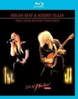 Brian May Kerry Ellis The Candlelight Concerti Live At MONTREUX 2013 New Blu-Ray