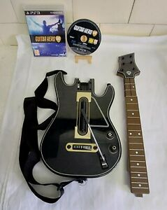 PS3 Guitar Hero Live Game with Wireless Guitar, strap no dongle