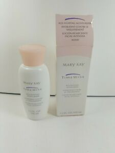 MARY KAY TIMEWISE AGE-FIGHTING MOISTURIZER COMBO TO OILY #862600  3.3 Fluid Oz