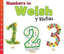Numbers in Welsh: Y Rhifau (World Languages - Numbers),Nunn, Daniel,New Book mon