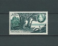 MONACO - 1955 YT 59 POSTE AERIENNE - TIMBRE NEUF** MNH LUXE - 05