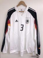 DFB Spielertrikot 2004 Matchworn Trikot Deutschland Germany Shirt EM Doublelayer
