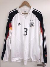 Écusson Joueur Maillot 2004 matchworn Maillot Allemagne Germany jersey shirt
