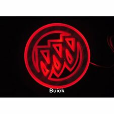 LED Car Tail Logo Auto Badge Light Red Light for Buick Excelle 2010