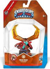 Skylanders Trap Team HEAD RUSH Master Game BIG Figure Horns Character Pack NEW