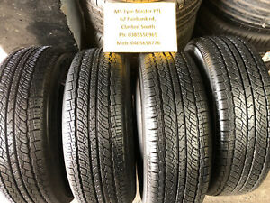 4 X 255 70 16 Toyo Open Country A25 % 95 Tread.Fitting/Alignment available
