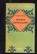 Almerico Ribera,Guido Cavalcanti,Tosi 1943  R
