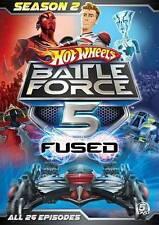 Hot Wheels Battle Force 5: Complete Season 2, Good DVD, ,