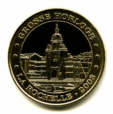 17 LA ROCHELLE Grosse horloge, 2008, Monnaie de Paris