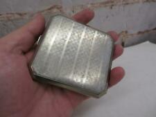 really old art deco vintage cigarette CASE