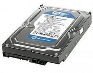 "250 GB SATA Western Digital WD2500AAKX-753CA1 3,5 "" Hard Drive General Overhaul"