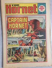 THE HORNET #531 weekly British comic book 1973 Captain Hornet