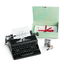 American Girl Doll Beforever Collection KIT'S TYPEWRITER Set IN HAND fast ship