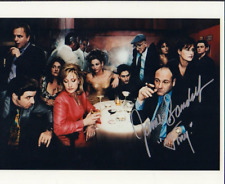 James Gandolfini (Sopranos) Autographed/Signed 8x10 Photo Coa