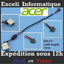Dc jack socket cable wire connector DC30100L100 ACER ASPIRE ONE 756 seires