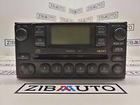 Toyota Rav 4 II XA2 Radio/CD Einheit Am Fm Navigationssystem 86120-42130 E2l69