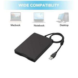1,44 Mb USB Externe Tragbare Floppy Disk Drive Diskette x 1 für Laptop FDD C4V5