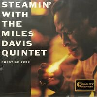 Steamin' with the Miles Davis Quintet by Miles Davis (200g Vinyl LP), Analogue