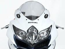R&G Racing Mirror Blanking Plates to fit Suzuki GSXR 750 K6-L0 2006-2010
