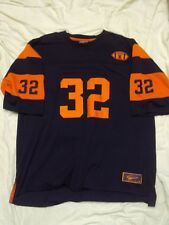 Illini Home Football Jersey Colosseum Adult Size XXL New Without Tags!